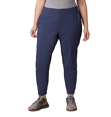 Women's Firwood Camp™ II Pants - Plus Size Firwood Camp™ II Pant | 466 | 1X, Nocturnal, front