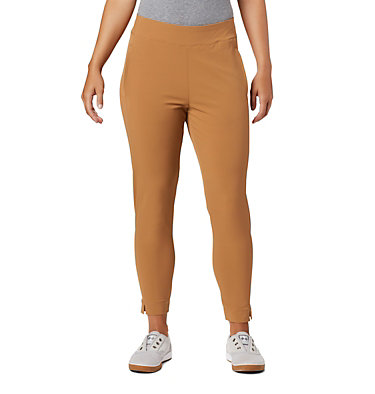 Women's Firwood Crossing™ Pull-On Pants Firwood Crossing™ Pullon Pant | 249 | L, Light Elk, front
