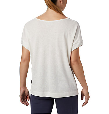 Women's Summer Chill™ Short Sleeve Tee Summer Chill™ SS Tee | 335 | M, White, back