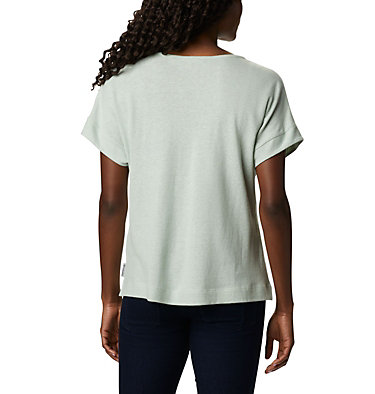 Women's Summer Chill™ Short Sleeve Tee Summer Chill™ SS Tee | 335 | M, Cool Green, back