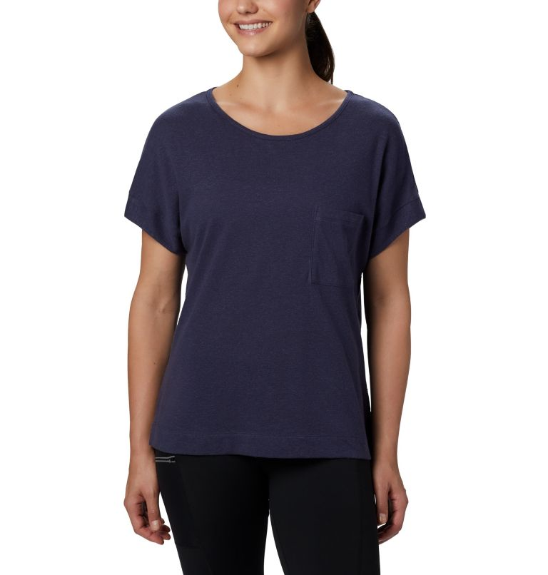 Summer Chill™ SS Tee | 466 | M Women's Summer Chill™ Short Sleeve Tee, Nocturnal, front