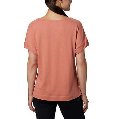 Women's Summer Chill™ Short Sleeve Tee Summer Chill™ SS Tee | 335 | M, Cedar Blush, back