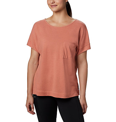 Women's Summer Chill™ Short Sleeve Tee Summer Chill™ SS Tee | 335 | M, Cedar Blush, front