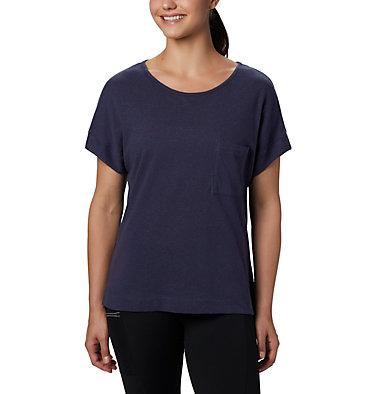 T-shirt Summer Chill™ Femme Summer Chill™ SS Tee   335   L, Nocturnal, front