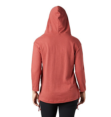 Women's Summer Chill™ Hoodie Summer Chill™ Hoodie | 022 | L, Dusty Crimson, back
