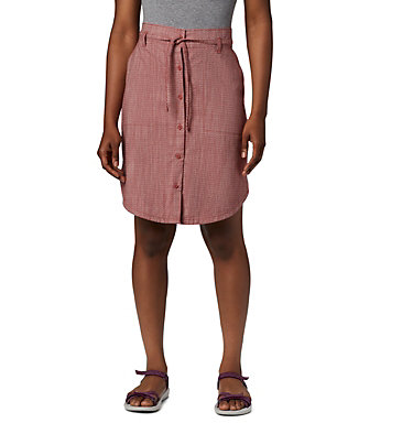 Women's Summer Chill™ Skirt Summer Chill™ Skirt | 466 | L, Dusty Crimson, front