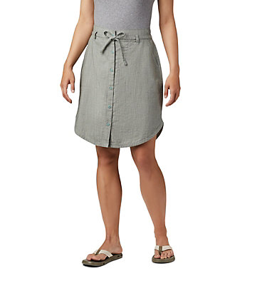 Women's Summer Chill™ Skirt Summer Chill™ Skirt | 466 | L, Light Lichen, front