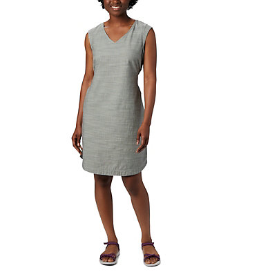 Women's Summer Chill™ Dress Summer Chill™ Dress | 466 | L, Light Lichen, front