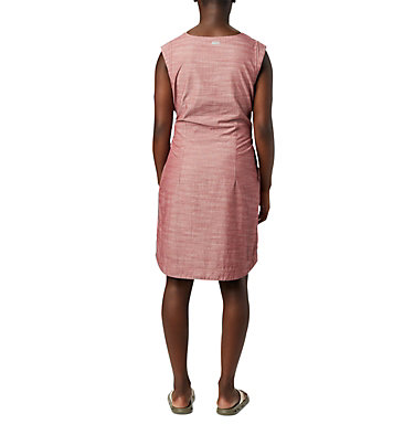 Women's Summer Chill™ Dress Summer Chill™ Dress | 466 | L, Dusty Crimson, back