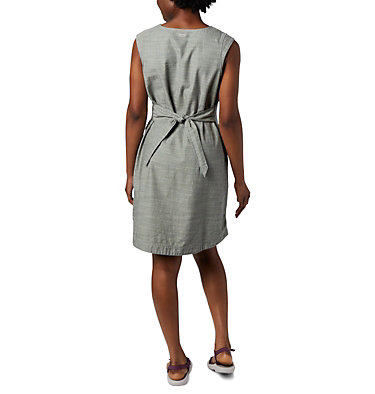 Women's Summer Chill™ Dress Summer Chill™ Dress | 466 | L, Light Lichen, back