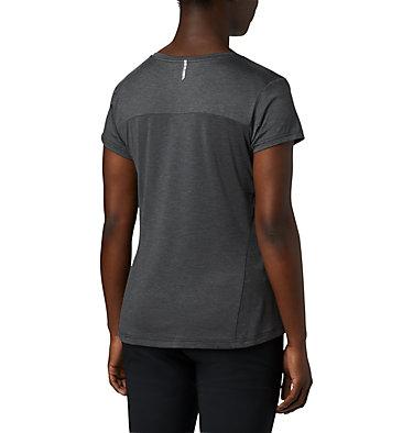 Women's Bryce™ Short Sleeve Shirt Bryce™ SS Tee | 010 | L, Black Heather, back