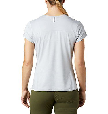 Women's Bryce™ Short Sleeve Shirt Bryce™ SS Tee | 010 | L, White Heather, back