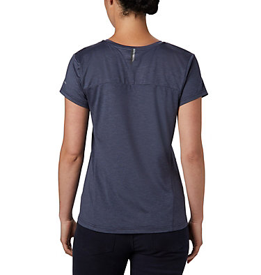 Women's Bryce™ Short Sleeve Shirt Bryce™ SS Tee | 010 | L, Nocturnal Heather, back