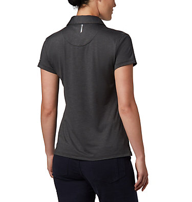 Polo Bryce™ Femme Bryce™ Polo | 010 | L, Black Heather, back