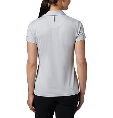 Polo Bryce™ pour femme Bryce™ Polo | 010 | L, White Heather, back