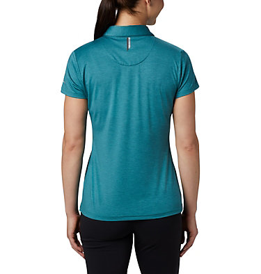 Polo Bryce™ Femme Bryce™ Polo | 010 | L, Waterfall Heather, back