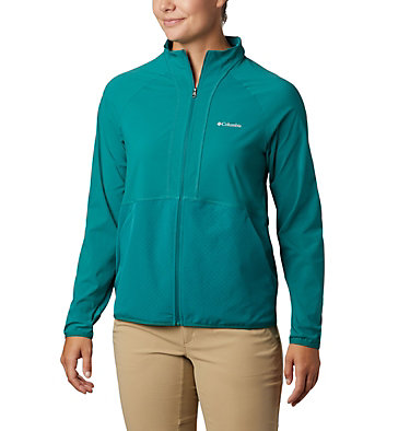 Bryce Peak™ Perforated Full Zip da donna , front