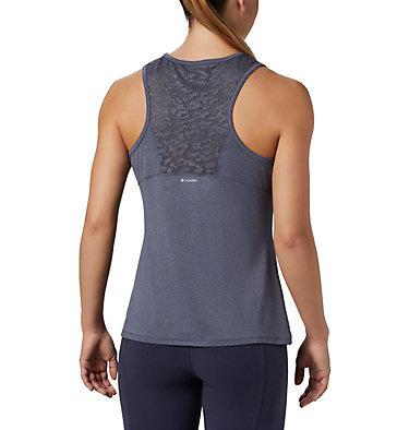 Women's Peak To Point™ II Tank Peak To Point™ II Tank | 634 | L, Nocturnal Heather, back