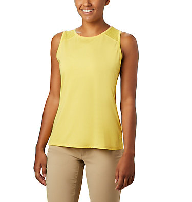 Women's Peak To Point™ II Tank Peak To Point™ II Tank | 634 | L, Buttercup Heather, front