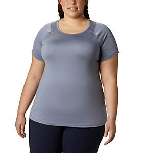 Women's Peak To Point™ II T-Shirt – Plus Size