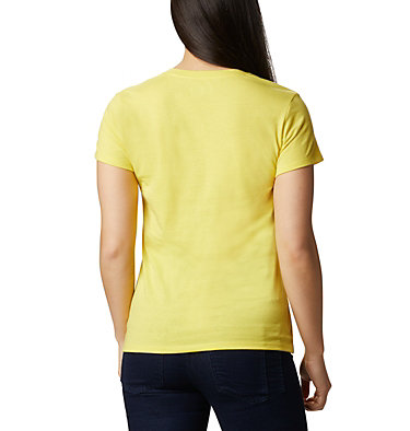 Women's Solar Shield™ Graphic Tee Solar Shield™ Graphic Tee | 466 | L, Buttercup, back