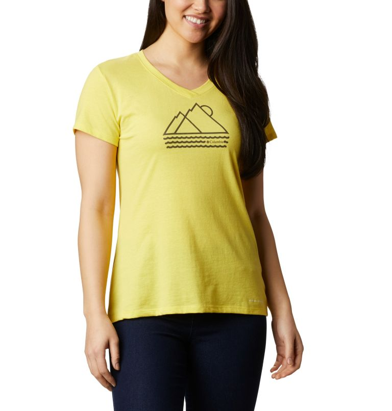 Women's Solar Shield™ Graphic Tee Women's Solar Shield™ Graphic Tee, front