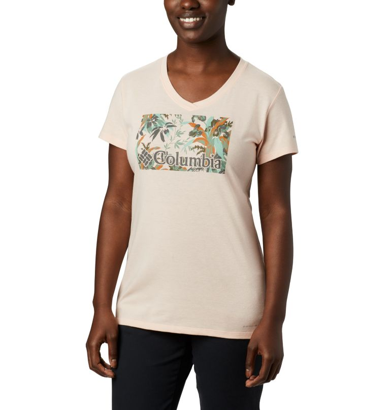 T-shirt imprimé Solar Shield™ pour femme T-shirt imprimé Solar Shield™ pour femme, front