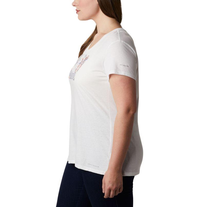 T-shirt imprimé Solar Shield™ pour femme – Grandes tailles T-shirt imprimé Solar Shield™ pour femme – Grandes tailles, a1