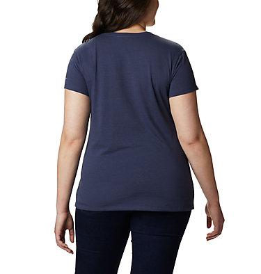 Women's Solar Shield™ Graphic Tee – Plus Size Solar Shield™ Graphic Tee | 729 | 1X, Nocturnal, Tested Tough, back