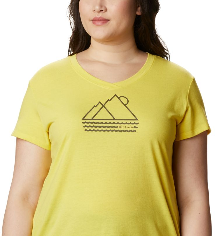 Women's Solar Shield™ Graphic Tee – Plus Size Women's Solar Shield™ Graphic Tee – Plus Size, a2