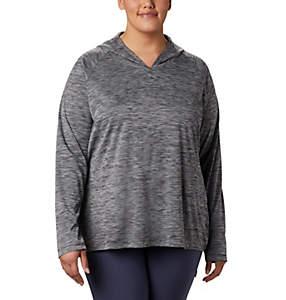 Chandail à capuchon PFG Zero Rules™ pour femme – Grandes tailles