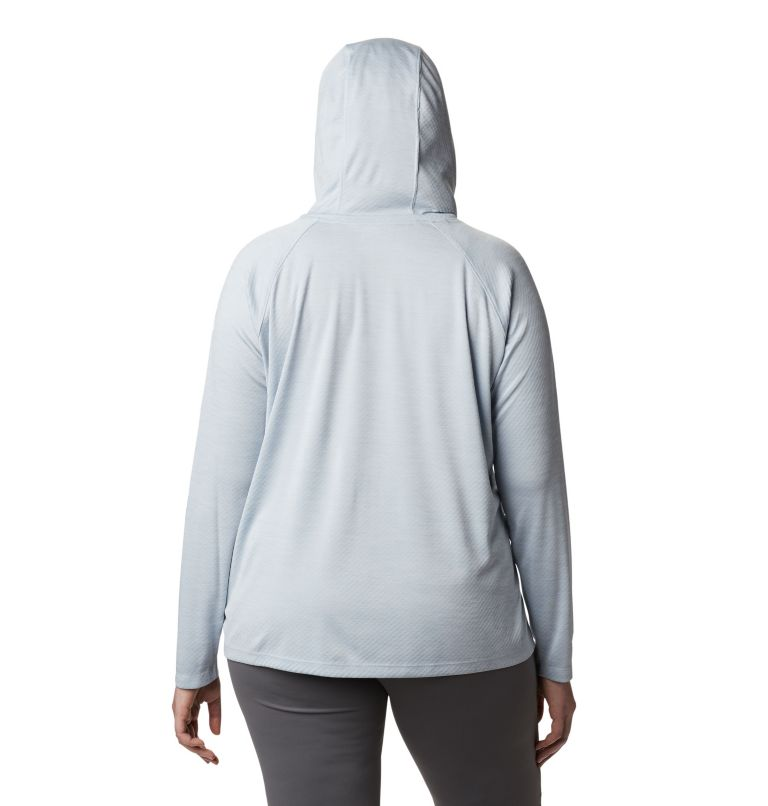 Women's PFG Zero Rules™ Hoodie – Plus Size Women's PFG Zero Rules™ Hoodie – Plus Size, back