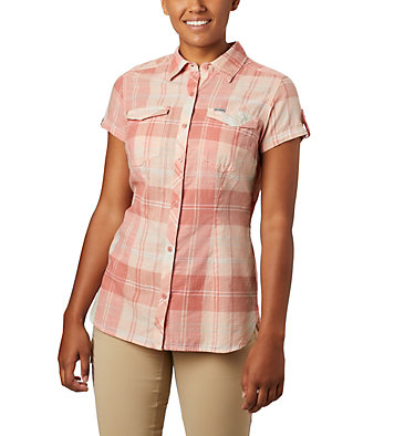 Chemise Manches Courtes Camp Henry™ II Femme , front