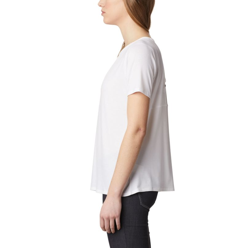Essential Elements™ SS Shirt | 100 | S T-shirt à manches courtes Essential Elements™ pour femme, White, a1