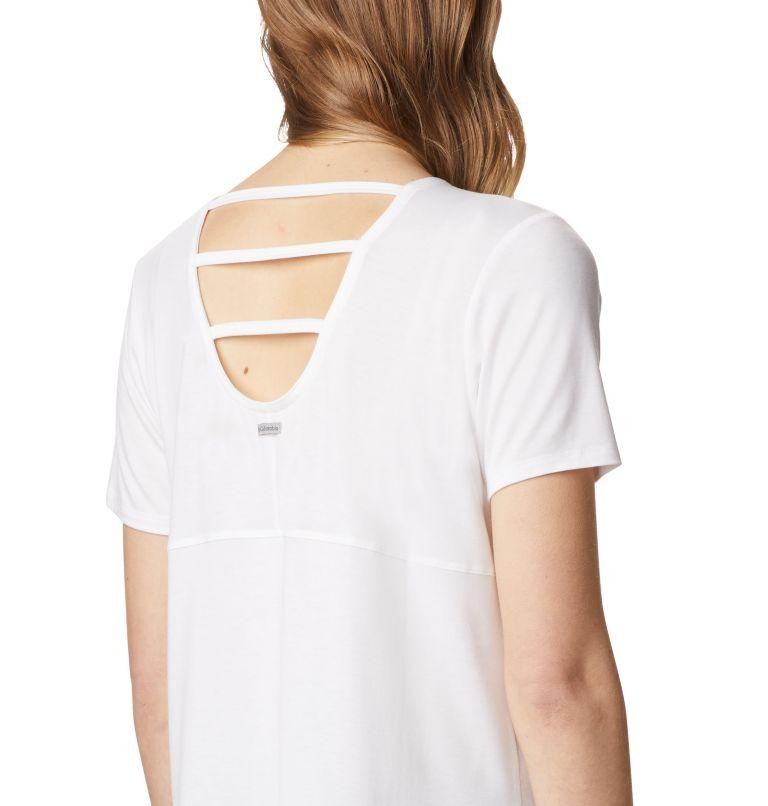 Essential Elements™ SS Shirt | 100 | S T-shirt à manches courtes Essential Elements™ pour femme, White, a3