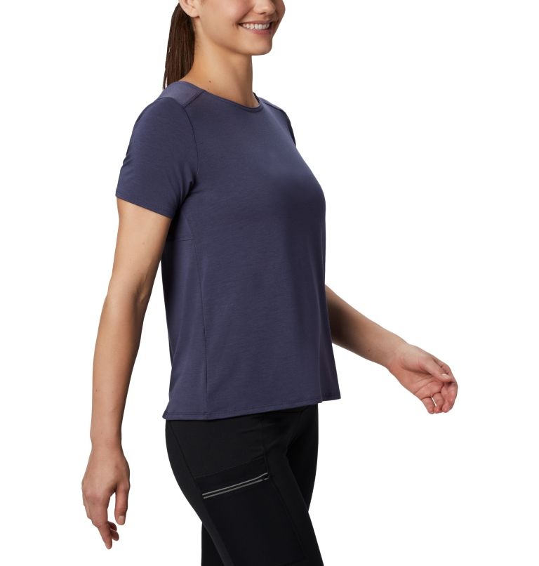 Essential Elements™ SS Shirt | 466 | L Women's Essential Elements™ Short Sleeve Shirt, Nocturnal, a1