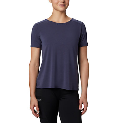 Women's Essential Elements™ Short Sleeve Shirt Essential Elements™ SS Shirt | 466 | L, Nocturnal, front