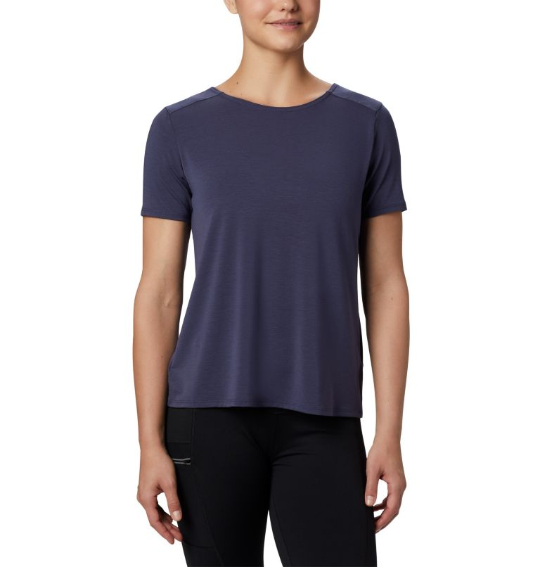 Essential Elements™ SS Shirt | 466 | L Women's Essential Elements™ Short Sleeve Shirt, Nocturnal, front