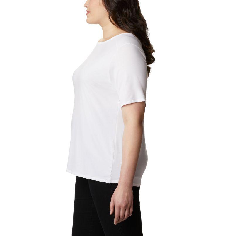 Women's Essential Elements™ Short Sleeve Shirt – Plus Size Women's Essential Elements™ Short Sleeve Shirt – Plus Size, a1