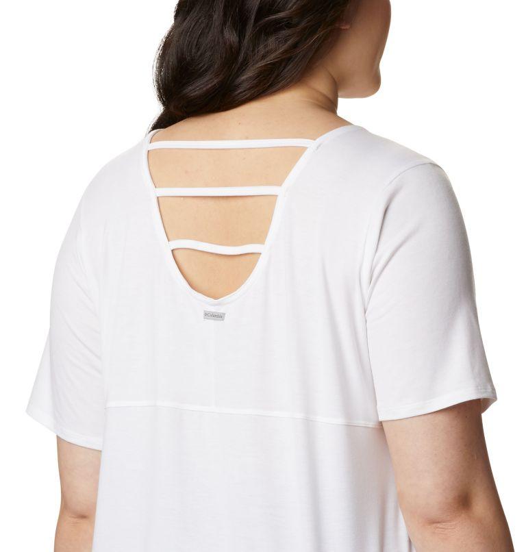 Women's Essential Elements™ Short Sleeve Shirt – Plus Size Women's Essential Elements™ Short Sleeve Shirt – Plus Size, a3