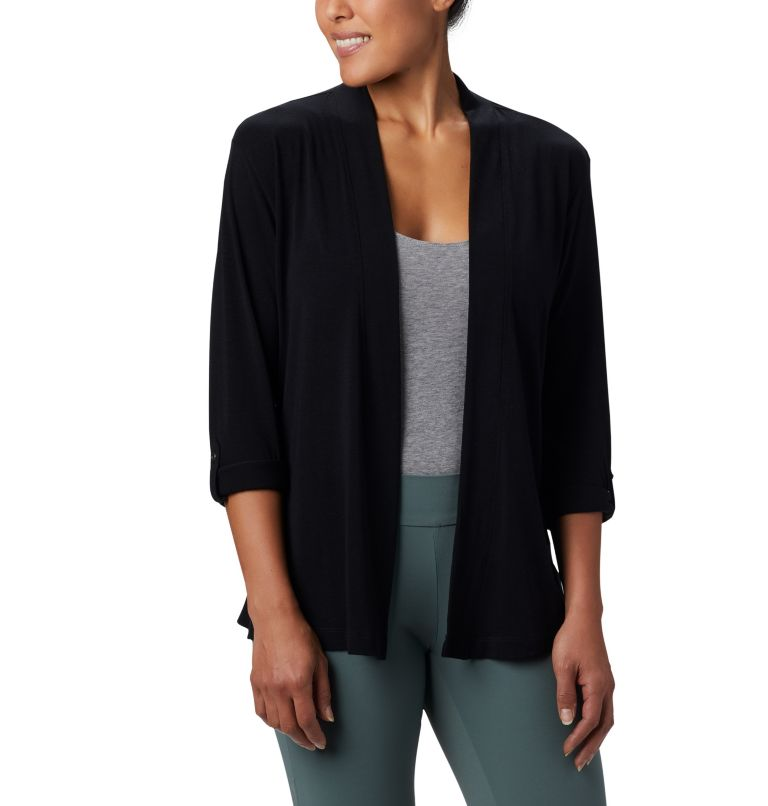 Essential Elements™ Cardigan | 010 | S Women's Essential Elements™ Cardigan, Black, a1