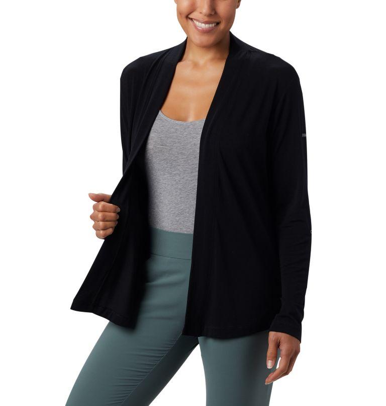 Essential Elements™ Cardigan | 010 | S Women's Essential Elements™ Cardigan, Black, a3