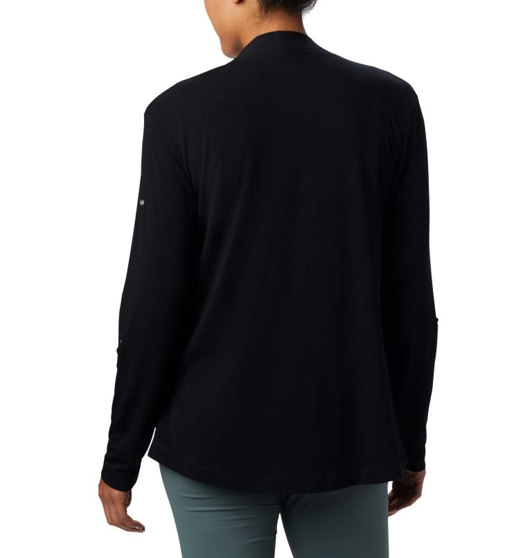 Women's Essential Elements™ Cardigan Women's Essential Elements™ Cardigan, back