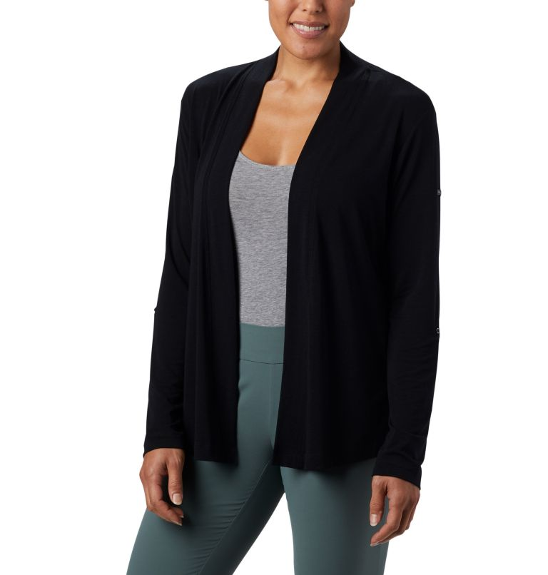Women's Essential Elements™ Cardigan Women's Essential Elements™ Cardigan, front