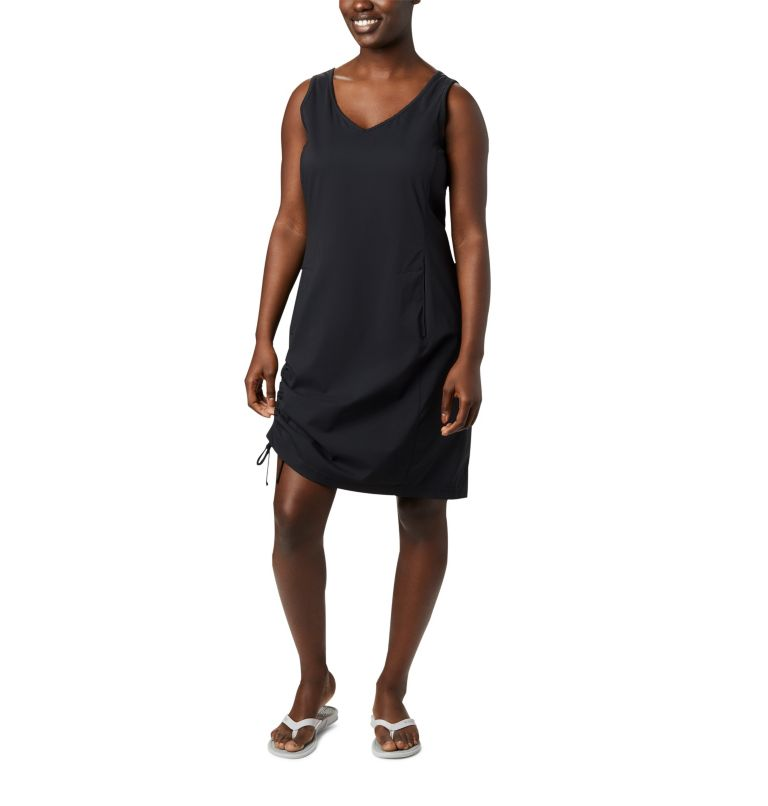 Anytime Casual™ III Dress   010   XS Women's Anytime Casual™ III Dress, Black, front