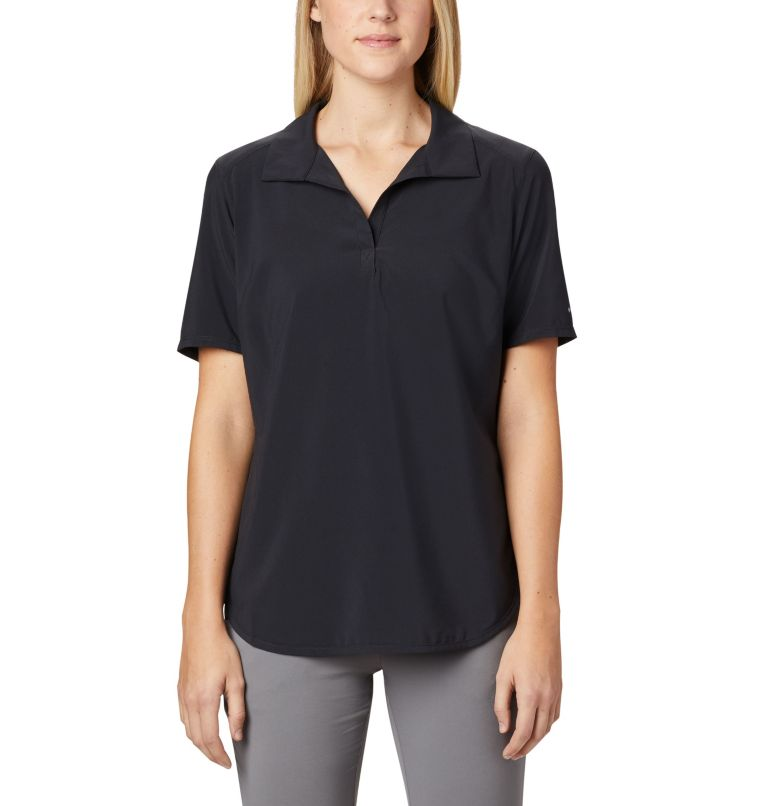 Women's Place To Place™ Short Sleeve Sun Shirt Women's Place To Place™ Short Sleeve Sun Shirt, front