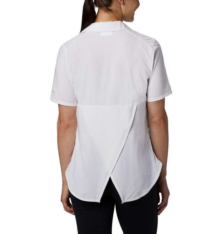 Women's Place To Place™ Short Sleeve Sun Shirt Women's Place To Place™ Short Sleeve Sun Shirt, back