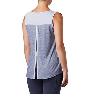 Women's Chill River™ Tank Chill River™ Tank | 467 | L, Twilight, Between Lines Print, back