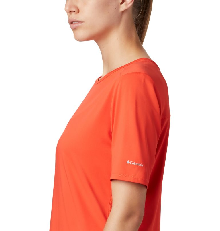 Chill River™ SS | 847 | M Women's Chill River™ T-Shirt, Bright Poppy, a2