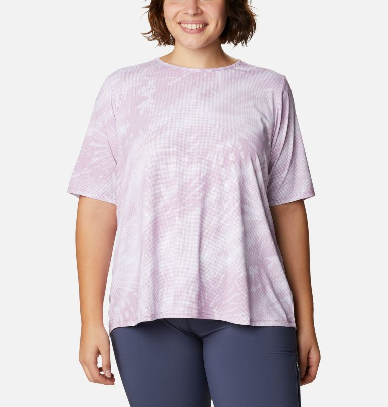 Women's Chill River™ Short Sleeve Shirt – Plus Size Women's Chill River™ Short Sleeve Shirt – Plus Size, front